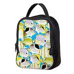 ButterflyfishPattern1 Neoprene Lunch Bag