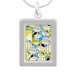 ButterflyfishPattern1 Necklaces