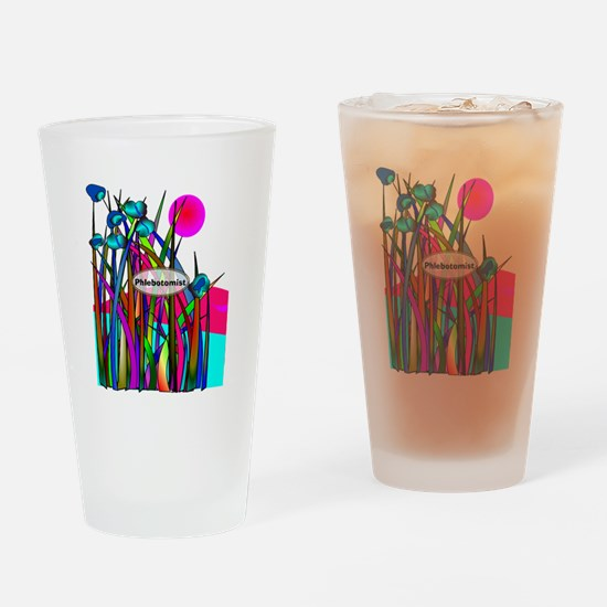 phlebotomist 5 Drinking Glass