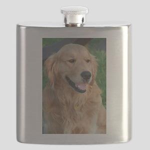 golden retriever 10 Flask