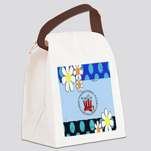 phlebotomist 3 Canvas Lunch Bag