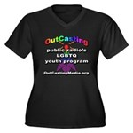 OutCasting - OCMedia Plus Size T-Shirt
