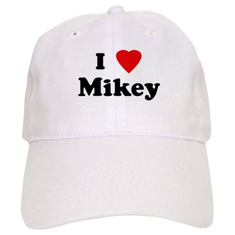 I Love Mikey Cap