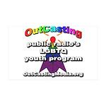 OutCasting - OCMedia Wall Decal