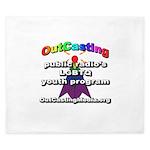 OutCasting - OCMedia King Duvet