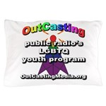 OutCasting - OCMedia Pillow Case