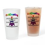 OutCasting - OCMedia Drinking Glass