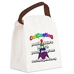 OutCasting - OCMedia Canvas Lunch Bag