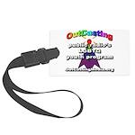 OutCasting - OCMedia Luggage Tag