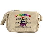 OutCasting - OCMedia Messenger Bag