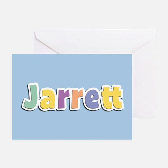Jarrett Spring14 Greeting Card