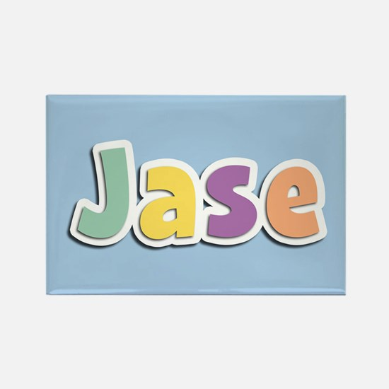 Jase Spring14 Rectangle Magnet