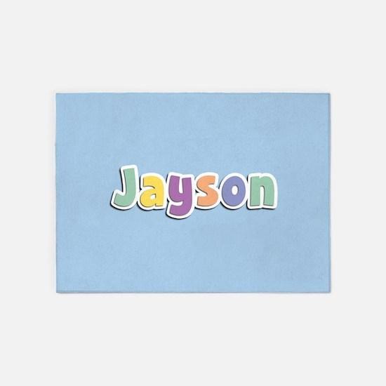 Jayson Spring14 5'x7'Area Rug