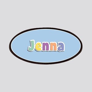 Jenna Spring14 Patches