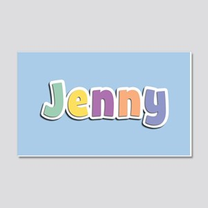 Jenny Spring14 20x12 Wall Decal