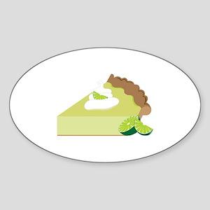 Key Lime Pie Sticker