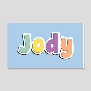 Jody Spring14 20x12 Wall Decal