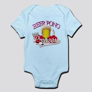 Beer Pong Princess style Body Suit