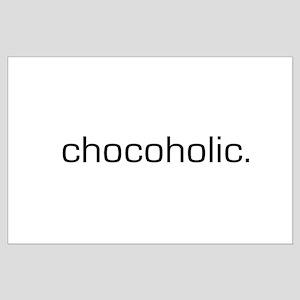 Chocoholic Large Poster