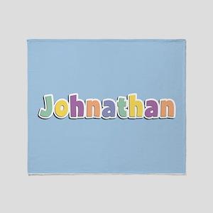 Johnathan Spring14 Throw Blanket