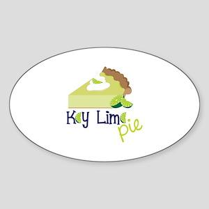 Key Lime Pie! Sticker