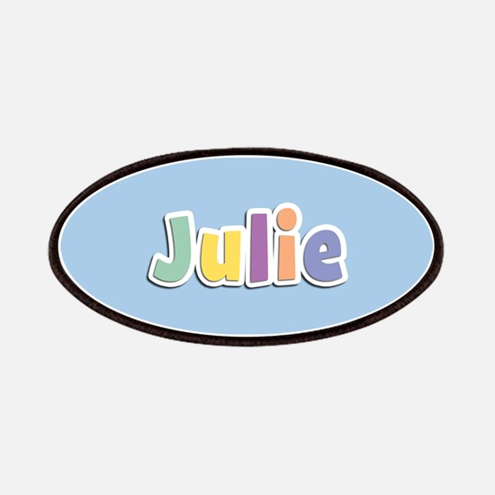 Julie Spring14 Patches