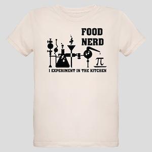 Food Nerd Organic Kids T-Shirt