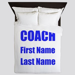 Coach Queen Duvet
