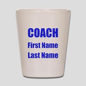 Coach Shot Glass
