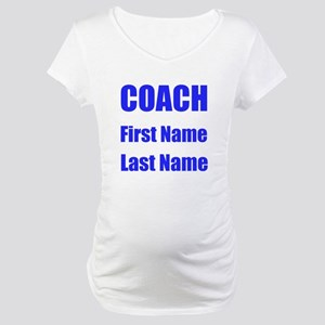 Coach Maternity T-Shirt