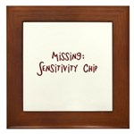 Missing: Sensitivity Chip Framed Tile
