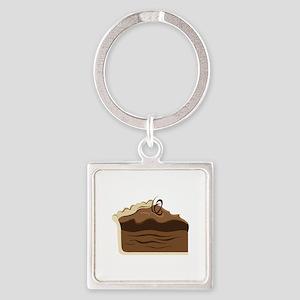 Chocolate Pie Keychains