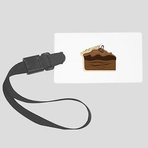 Chocolate Pie Luggage Tag