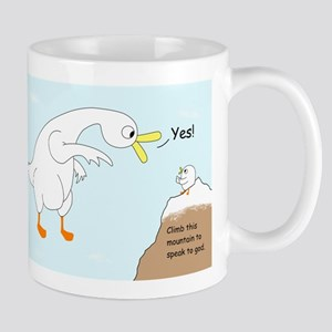 Talk to God Mugs