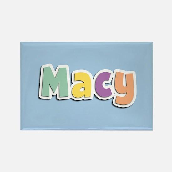 Macy Spring14 Rectangle Magnet