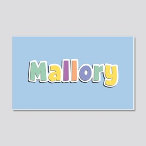 Mallory Spring14 20x12 Wall Decal