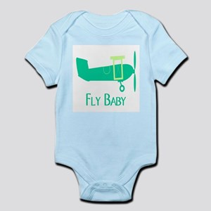 Fly Baby Body Suit