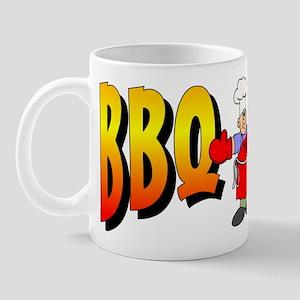 BBQ Stud Mug