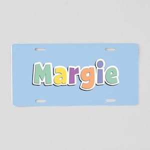 Margie Spring14 Aluminum License Plate