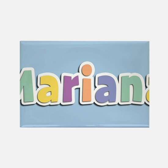Mariana Spring14 Rectangle Magnet