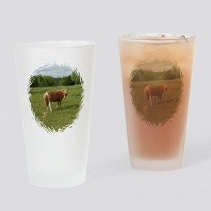 Stormy Drinking Glass