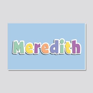 Meredith Spring14 20x12 Wall Decal