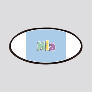 Mia Spring14 Patches