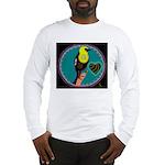 yellow-headed blackbird Long Sleeve T-Shirt