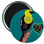 "yellow-headed blackbird 2.25"" Magnet (100 pack)"