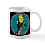 yellow-headed blackbird Mug