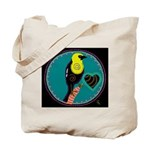 yellow-headed blackbird Tote Bag