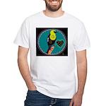 yellow-headed blackbird White T-Shirt