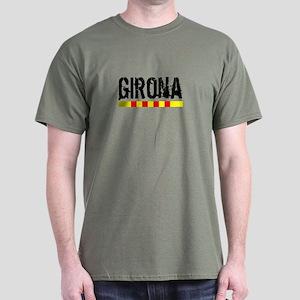 Catalunya: Girona Dark T-Shirt
