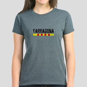 Catalunya: Tarragona Women's Dark T-Shirt